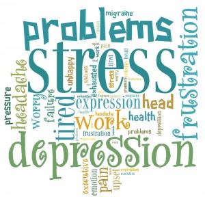 Verslag van een lezing over stress